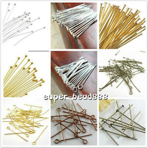 100pcs-Metal-Head-Eye-ball-Pins-Finding-18mm-70mm-Gauge-Any-Size-To-Choose-Free