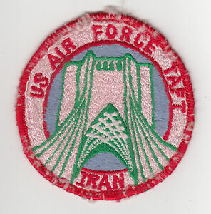 Iran military aviation patches