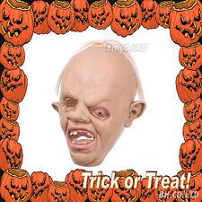Mens Cosplay Creepy Halloween Costume Latex Mask Masquerade Props Sloth 1980's