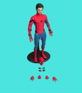 """TYM Toys 1//6 Scale TYM061 Spider-man Tom Holland 12/"""" Action Figure Collectible"""