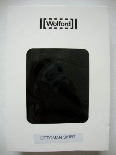 38 Label Skirt Noir Jupe Ottoman Crayon Gr Pour Ovp Wolford New 55545 Femme vmON8n0w