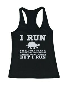 I-039-m-Slower-than-a-Turtle-Funny-Women-039-s-Workout-Tank-Top-Gym-sleeveless-Shirt