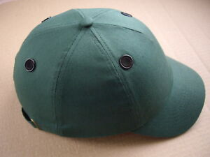 CENTURION-S18-2000-BASEBALL-BUMP-CAP-D-GREEN-HEAD-PROTECTION-SIZE-54cm-59cm