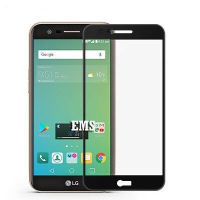 Full Coverage Tempered Glass LCD Screen Protector Film For Telstra Signature 2