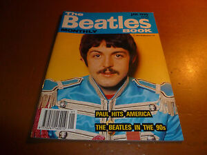 THE-BEATLES-BOOK-MONTHLY-Magazine-No-165-Jan-1990