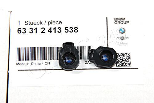 BMW Genuine LED Door Logo projector spare slides L+R BMW logo OEM 63312413538
