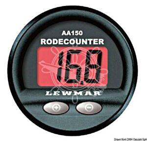 LEWMAR-Anchor-Windlass-Chain-Counter-with-Alarm-12-24-V-60-mm-Diameter