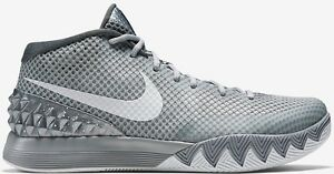 finest selection ca49e 07589 Image is loading Nike-Kyrie-1-size-12-5-Wolf-Grey-