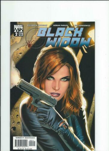 Details about  /Marvel Comics Marvel Knights Black Widow NM-//M 2004