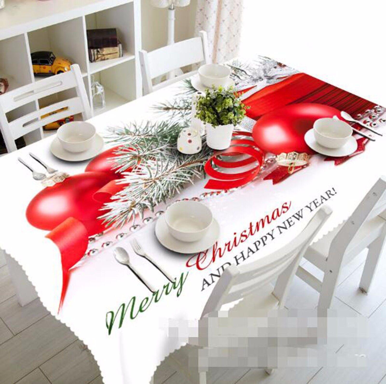 3D Present Nappe Table Cover Cloth fête d'anniversaire AJ papier peint Royaume-Uni Citron