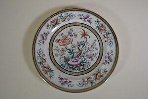 "Antique Thomas Till & Son Shanghae Plate 1850-1861 England 8 1/4"""