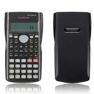 Multi-function-2-Line-Display-Scientific-Calculator-82MS-A-Portable