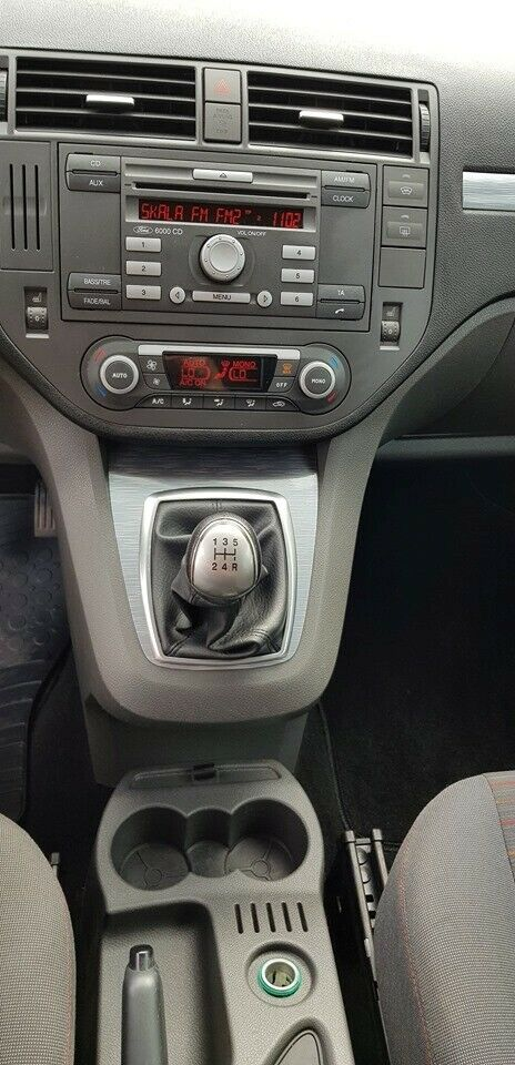 Ford C-MAX, 1,6 TDCi 90 Trend Collection, Diesel