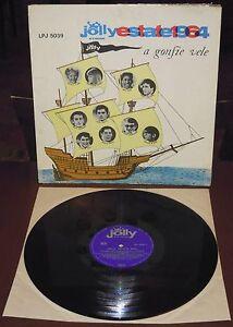 LP-JOLLY-ESTATE-1964-Jolly-64-Italian-beat-P-Clark-F-Hardy-B-E-King-Tenco-VG