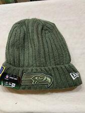 d8205c122c674 item 5 New Era Seattle Seahawks Olive 2017 Salute To Service Cuffed Knit Hat  -New Era Seattle Seahawks Olive 2017 Salute To Service Cuffed Knit Hat
