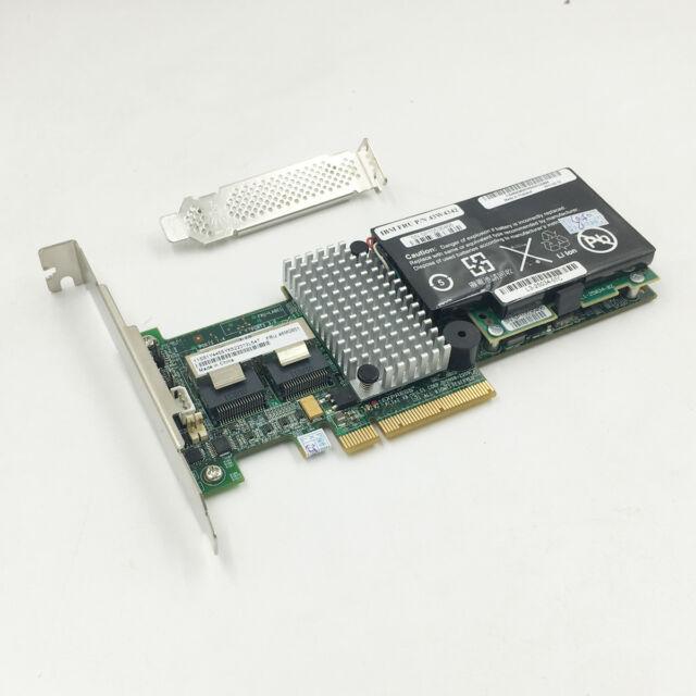 BBU08 Battery US LSI 9260-8i SAS SATA 8-port PCI-E 6Gb RAID Controller Card