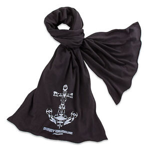 Disney-Store-Authentic-Cruise-Line-Womens-Star-Wars-Scarf-Black-NWT
