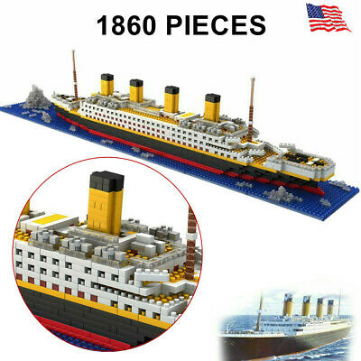 1x Lego Ship Boat Container Alt-Hell Grey 10x12 Cargo Platform 2374