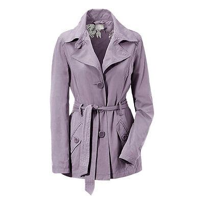 Trenchjacke, Trenchcoat, Cheer. Lavendel. NEU!!! KP 79,99 € SALE%%%