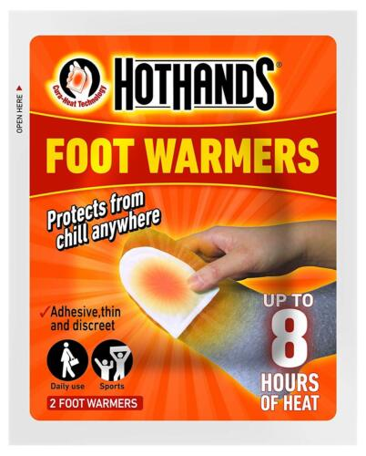 Hot Hands Foot Warmers