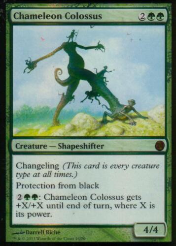 Chameleon Colossus FOILNMFtV TwentyMagic MTG