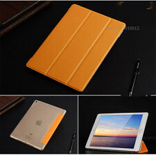 for iPad 2 3 4 5 Air Air2 mini 9.7 Luxury Slim Smart Wake Leather Case Cover
