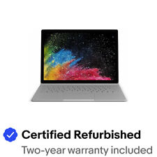 "Microsoft Surface Book 2 15"" Intel Core i5-8350U 16GB RAM 256GB SSD"