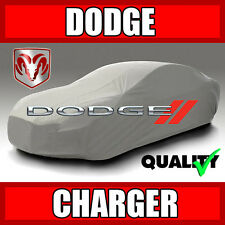 Fits Dodge Charger Car Cover Weather Waterproof Warranty Customfit Fits 1972 Charger