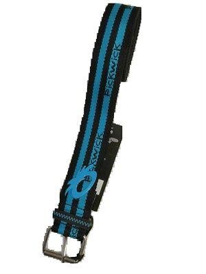 Bellissimo Cintura Pickwick In Cotone Colore Nero Blu