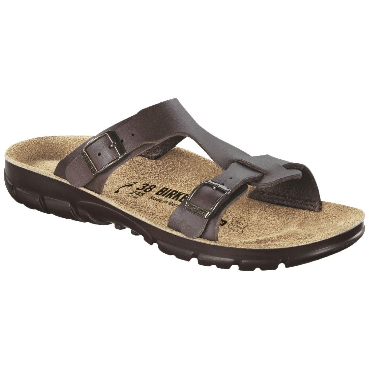 Birkenstock sofía Birko-flor weichbettung zapatos sandalia ancho 263143 estrecho