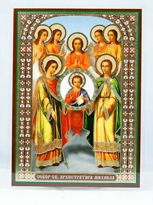 Cathedral Archangel Michael Icon Собор Михаила Архангела Икона Archange Michael