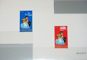 CAMEROUN-KAMERUN-1981-954-55-694-95-Deluxe-Bl-Royal-Wedding-Charles-amp-Diana-MNH