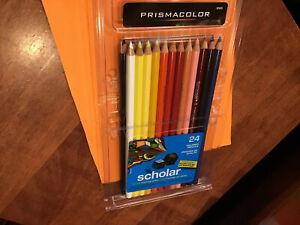 Prismacolor Scholar 24 Colored Pencils