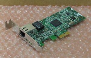 Discret Ibm Broadcom Single Port Gigabit Pcie Adaptateur Réseau Carte 39y6100 Profil Bas-afficher Le Titre D'origine CaractèRe Aromatique Et GoûT AgréAble