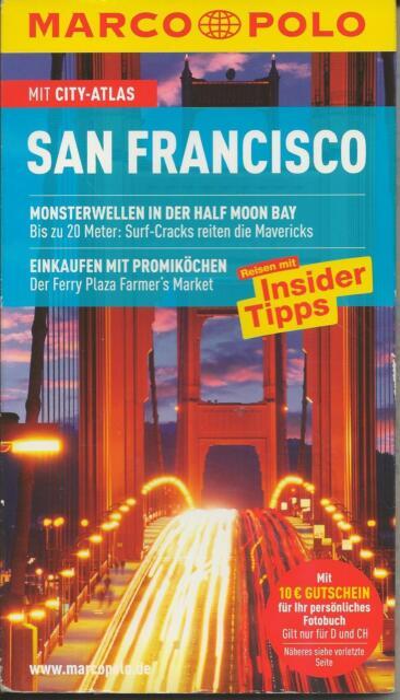 MARCO POLO San Francisco, Privatverkauf,  neuwertig