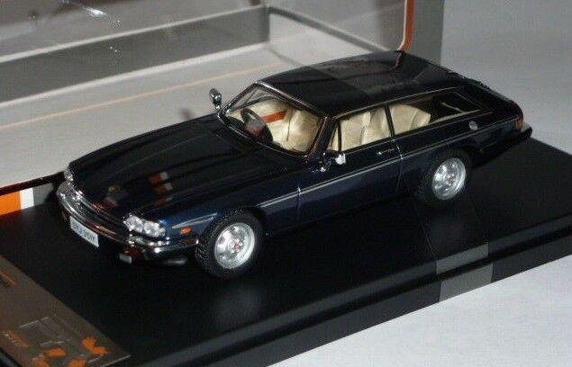 Jaguar XJS Lynx Eventer - 1983 - 1 43 Metallic bluee Limited Edition by Premium-X