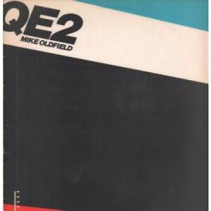 MIKE-OLDFIELD-Qe2-LP-VINYL-Scandinavia-Virgin-9-Track-With-Inner-Sleeve-V2181