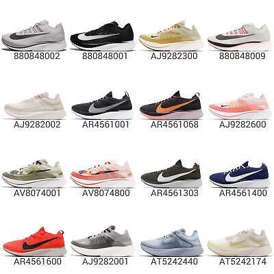 SP Nike Zoom Fly Fast Flyknit Men Running Shoe Breaking 2 Runner Pick 1