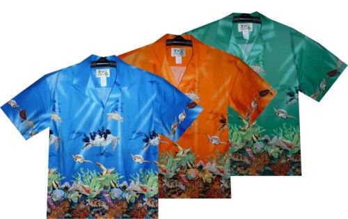 Hawaiihemd 6xl Schildkröten Original Multi S Ky`s OpYqn