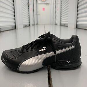 Puma Cell Surin 2 FM Training Shoes Black Silver 189876-02 Mens US ...