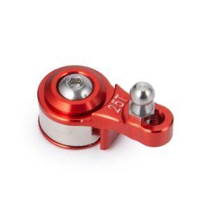 1x (ajustable amortiguamiento servoarm 25t de aleación de aluminio para 1/10 RC l1y