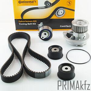 Contitech-CT1023K1-Zahnriemensatz-Wasserpumpe-Opel-Astra-G-2-0-16V