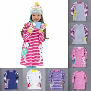 Cute Baby Dresses Little Girls Clothes Kids Clothing