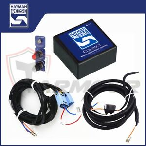 brake controller hayman reese electric wiring kit cable harness reese hitch accessories image is loading brake controller hayman reese electric wiring kit cable