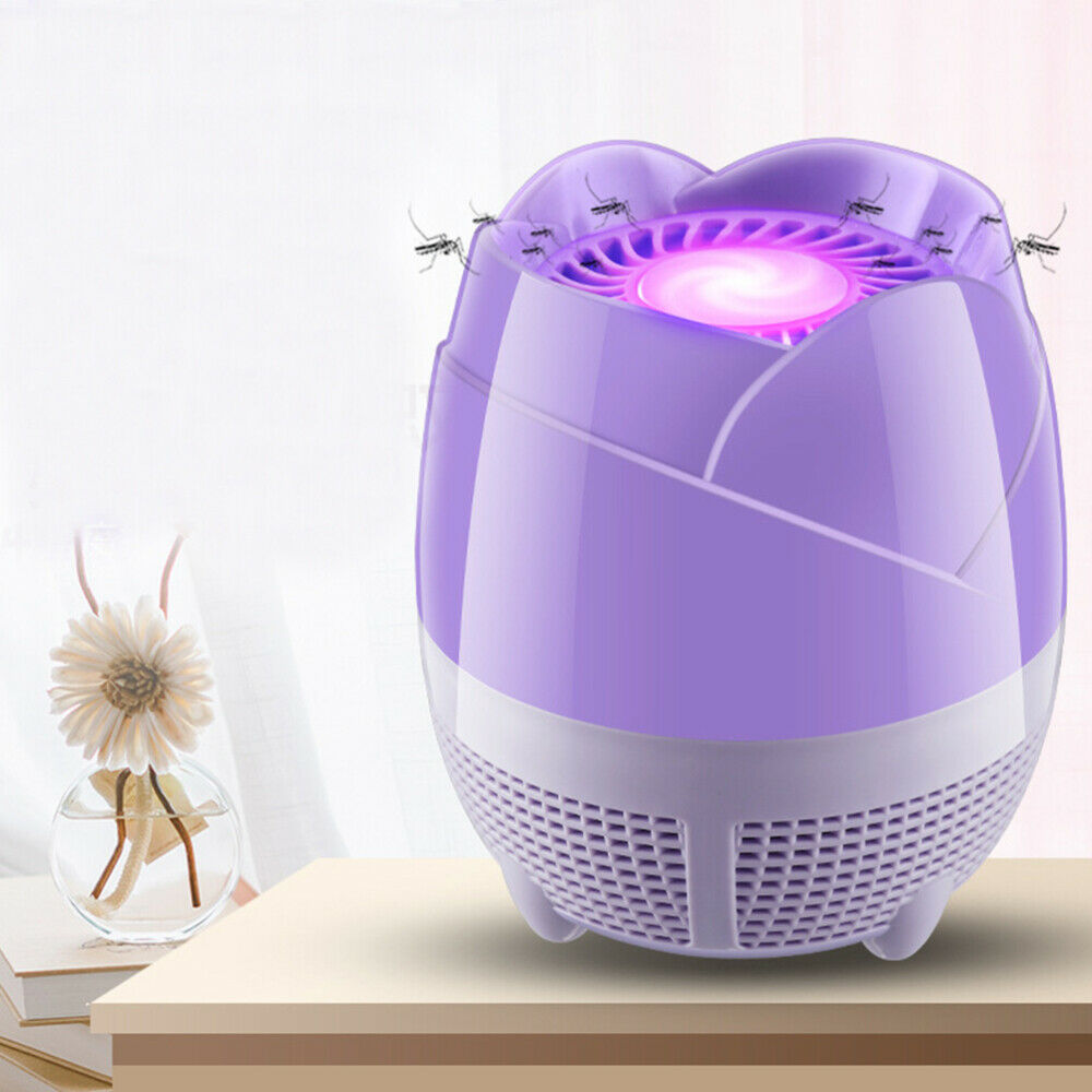 1PC Mosquito Killer Mute USB Portable Mosquito Repellent for Bedroom Home Indoor