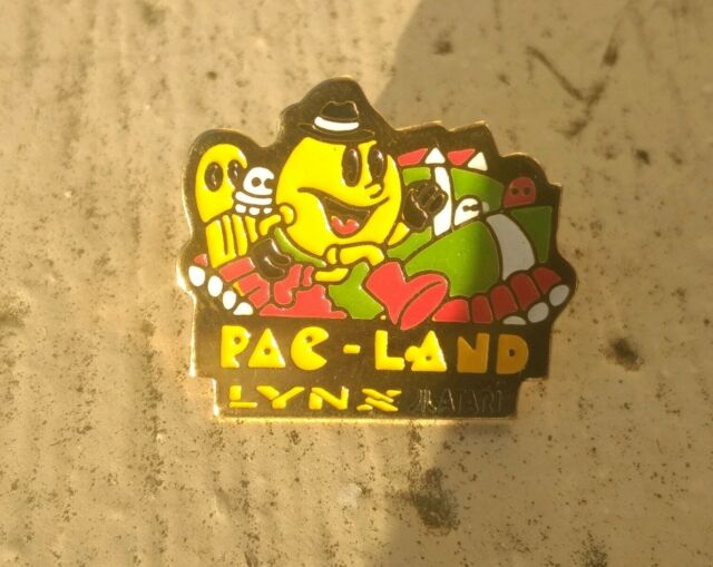 Pin/'s//Pin//broche Atari lynx rétrogaming NEUF