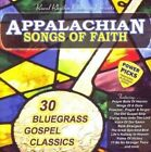 Appalachian Songs of Faith Power Picks 30 Bluegrass Gospel Classics CD