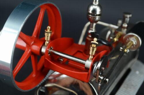 Flammenfresser 4x M3 Mit Schließungen für Dampfmaschine Stirlingmotor