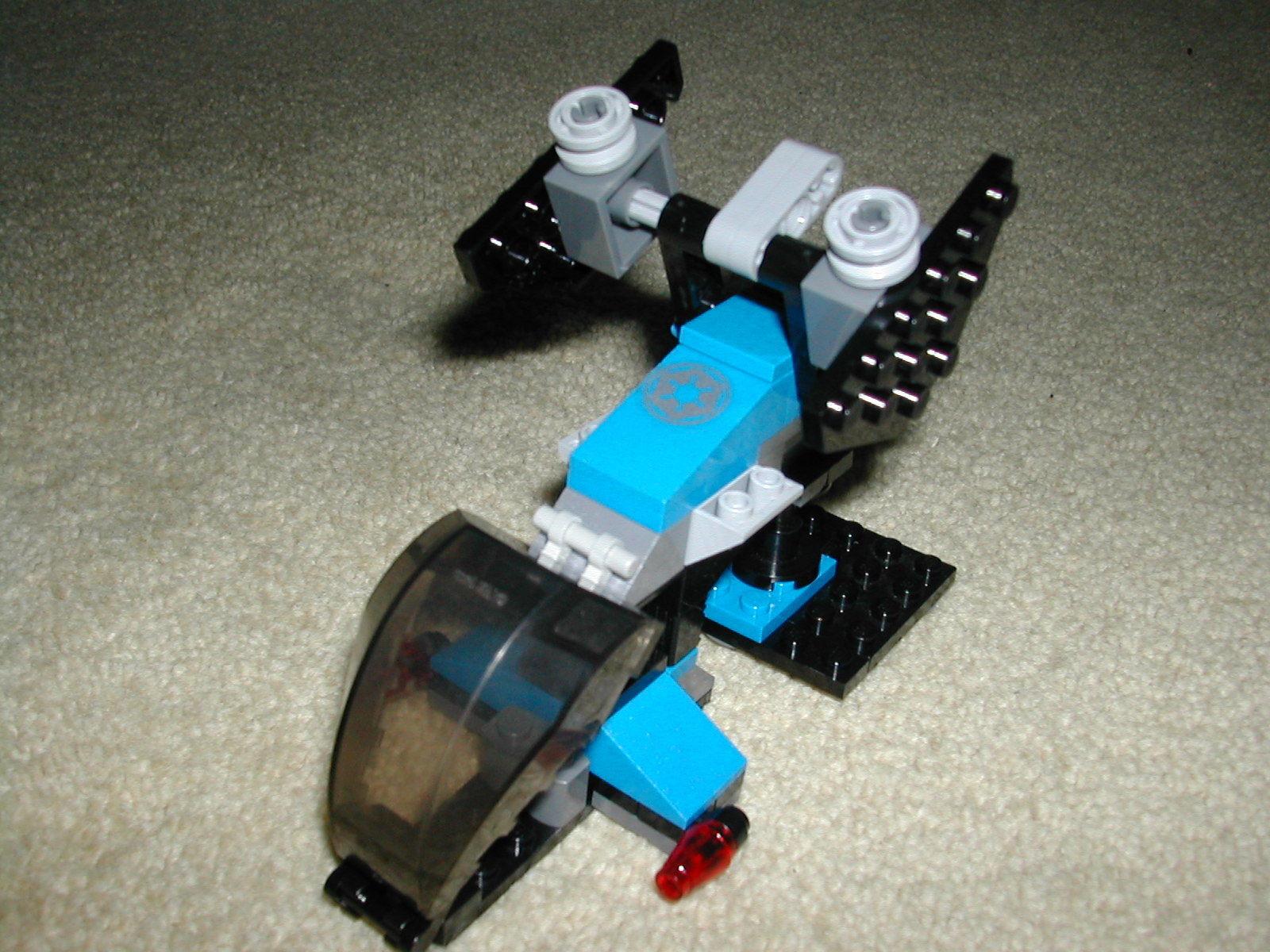 Lego Star Wars Imperial Dropship 7667 Ebay
