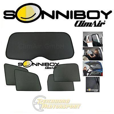 ClimAir Sonniboy VW Touran Typ 1T 2010-2015 5 türer Sonnenschutz 5tlg